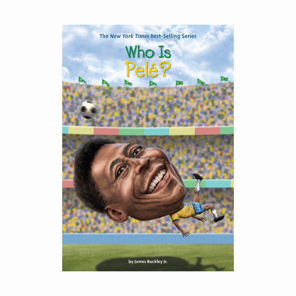 Who Is Pele? (Paperback)