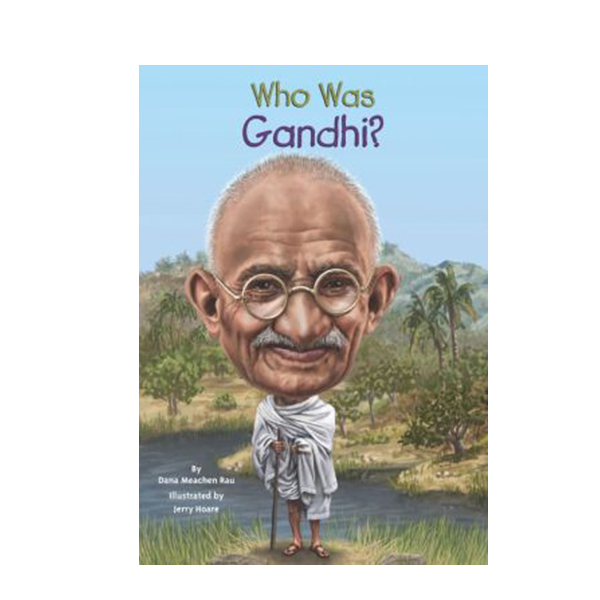Who Was Gandhi? (Paperback)