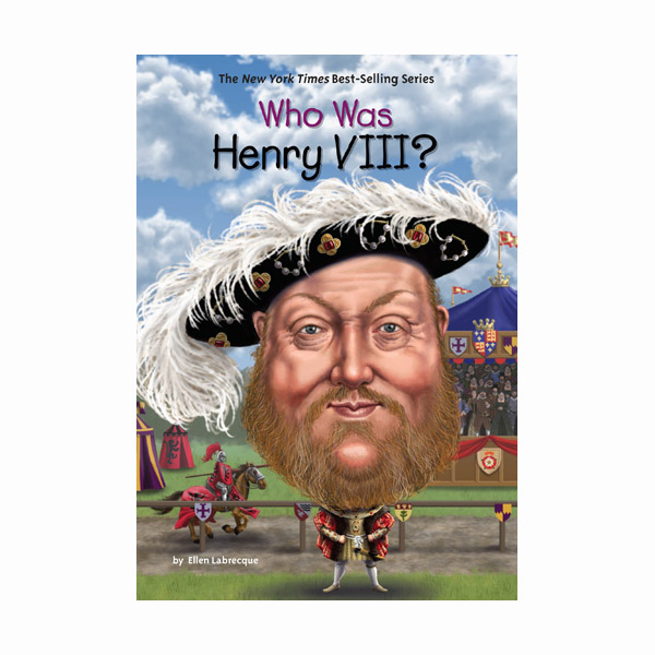 RL 5.9 : Who Was Henry VIII? (Paperback)