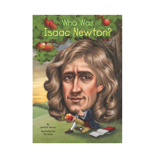 RL 5.9 : Who Was Isaac Newton? (Paperback)