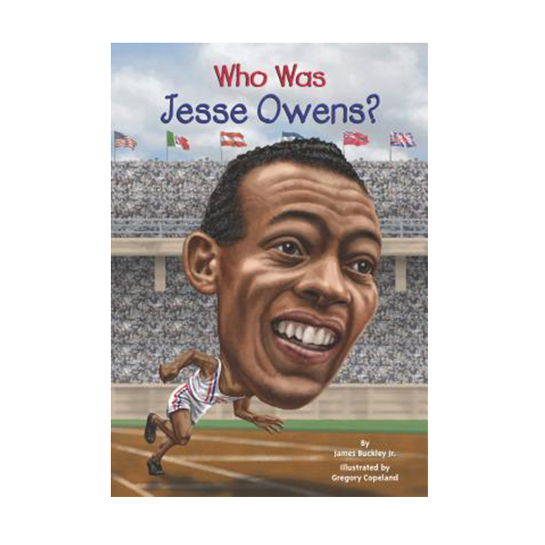 RL 5.9 : Who Was Jesse Owens? (Paperback)