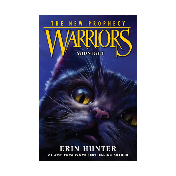 Warriors : The New Prophecy #01: Midnight (Paperback)
