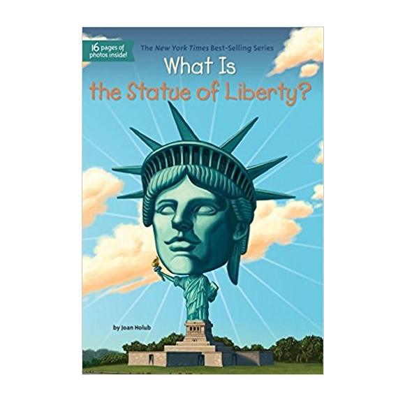 RL 6.0 : What Is the Statue of Liberty? (Paperback)