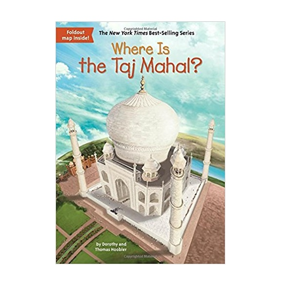 RL 6.0 : Where is the Taj Mahal? (Paperback)