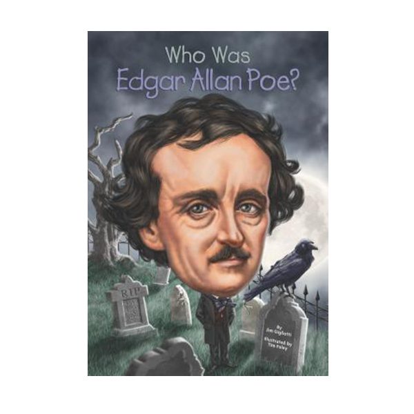 Who Was Edgar Allan Poe? (Paperback)