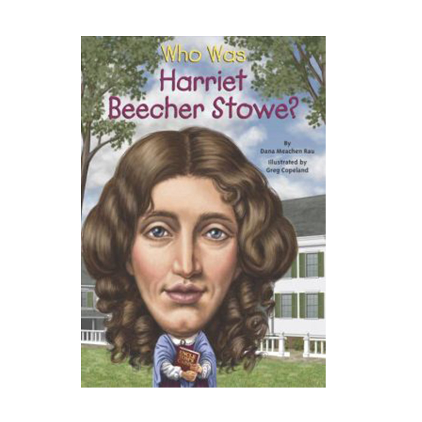 Who Was Harriet Beecher Stowe? (Paperback)