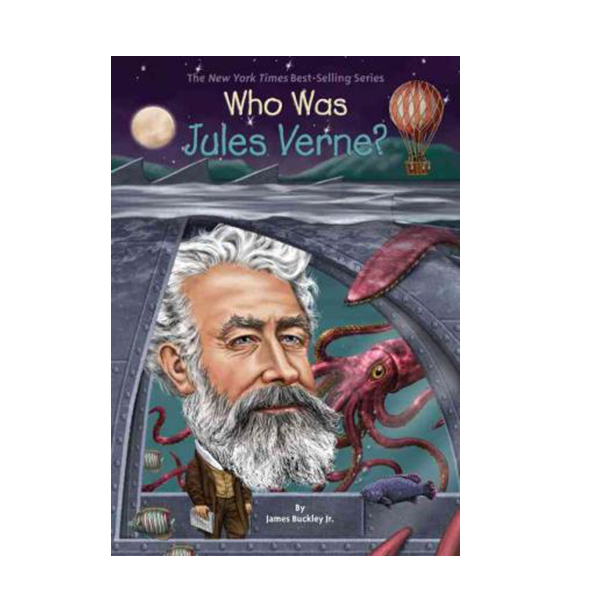 Who Was Jules Verne? (Paperback)