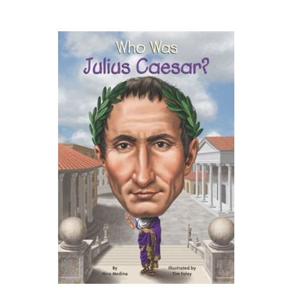 Who Was Julius Caesar? (Paperback)
