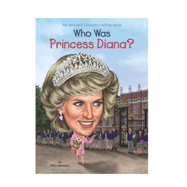 Who Was Princess Diana? (Paperback)