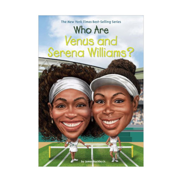 RL 6.0 : Who Was? : Who Are Venus and Serena Williams? (Paperback)