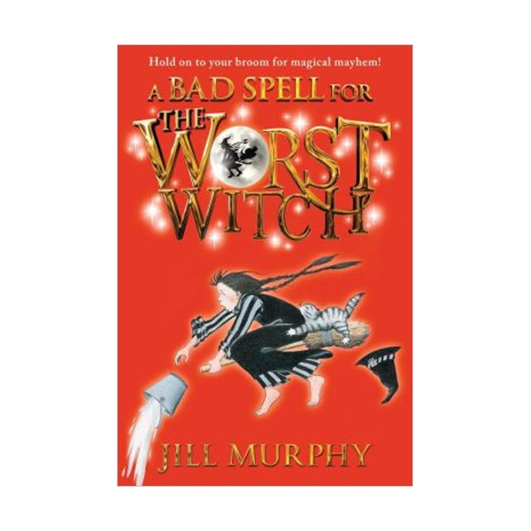 RL 6.1 : The Worst Witch #3 : A Bad Spell for the Worst Witch (Paperback)