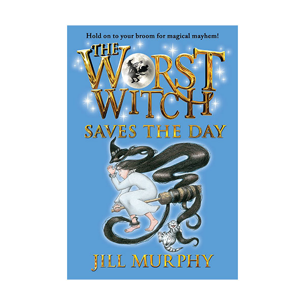 RL 6.1 : The Worst Witch #5 : The Worst Witch Saves the Day (Paperback)