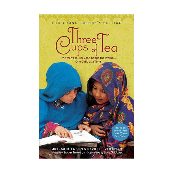 RL 6.1 : Three Cups of Tea : Young Reader's Edition (Paperback)