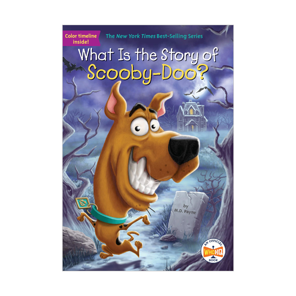 RL 6.1 : What Is the Story of Scooby-Doo? (Paperback)