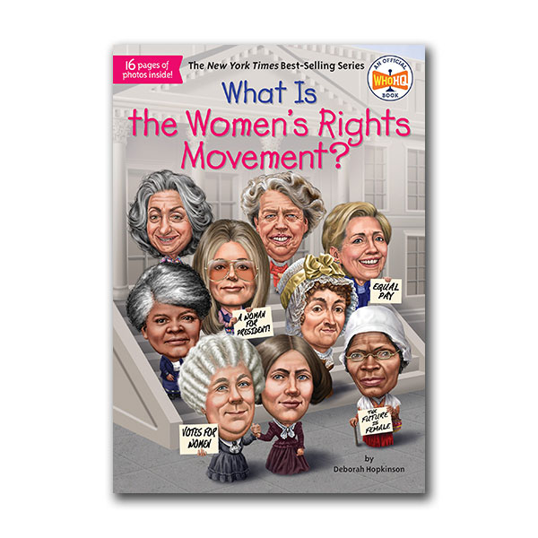 RL 6.1 : What Is the Women's Rights Movement? (Paperback)
