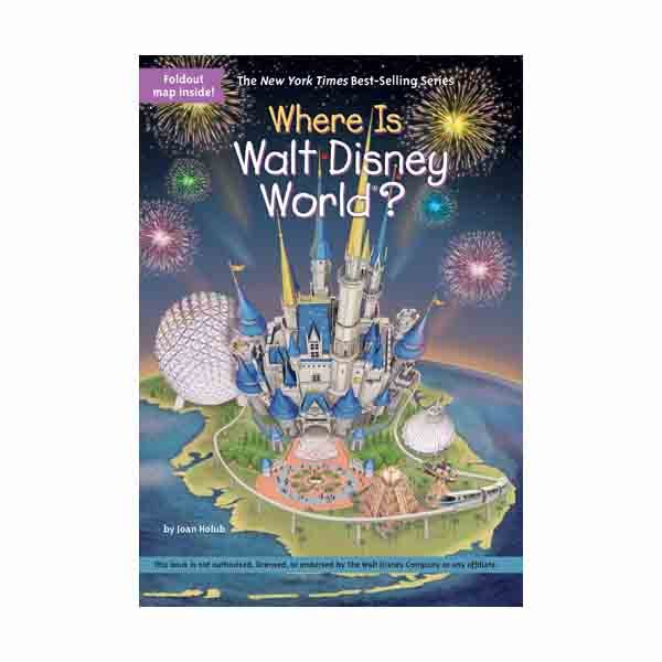 Where Is Walt Disney World? (Paperback)