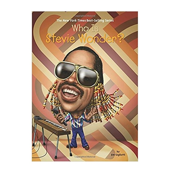 RL 6.1 : Who Is Stevie Wonder? (Paperback)