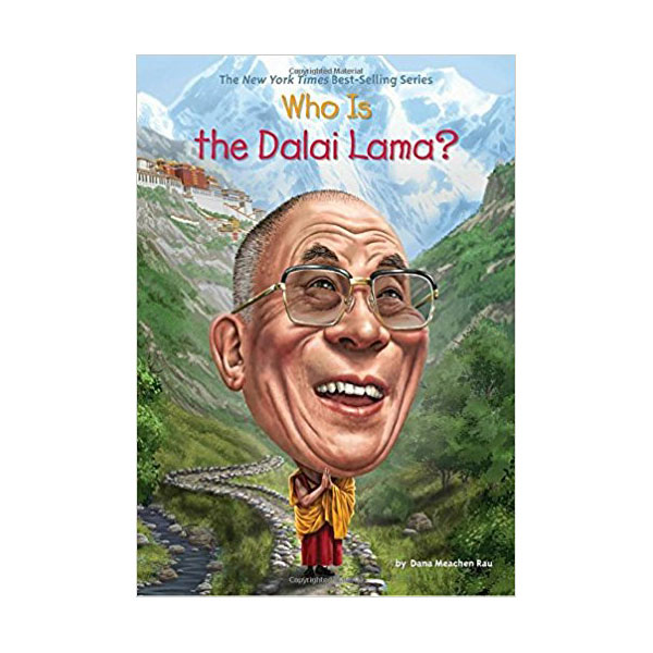 RL 6.1 : Who Is the Dalai Lama? (Paperback)