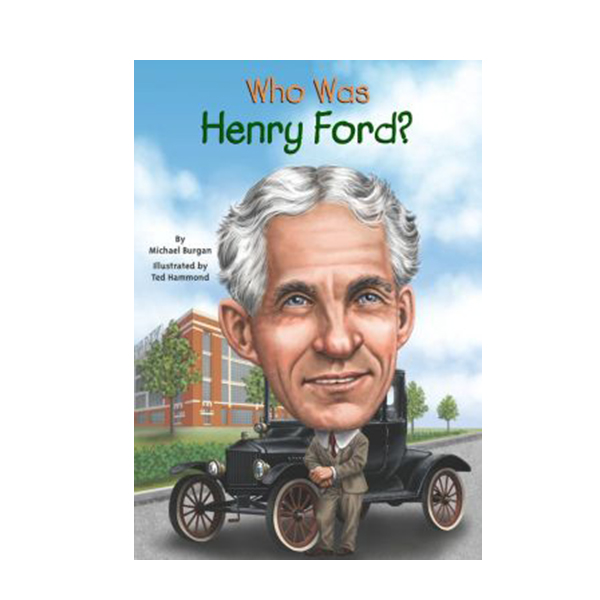 RL 6.1 : Who Was Henry Ford? (Paperback)
