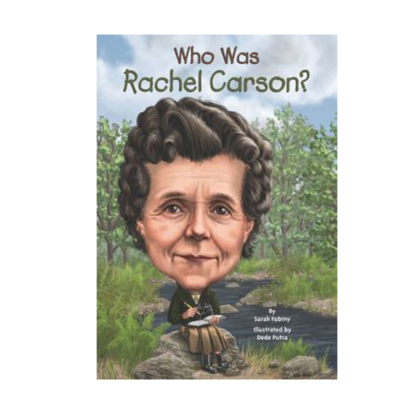 RL 6.1 : Who Was Rachel Carson? (Paperback)