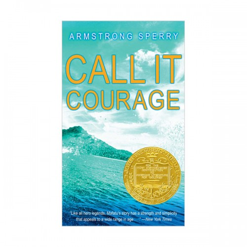 RL 6.2 : Call It Courage (Paperback, Newbery)