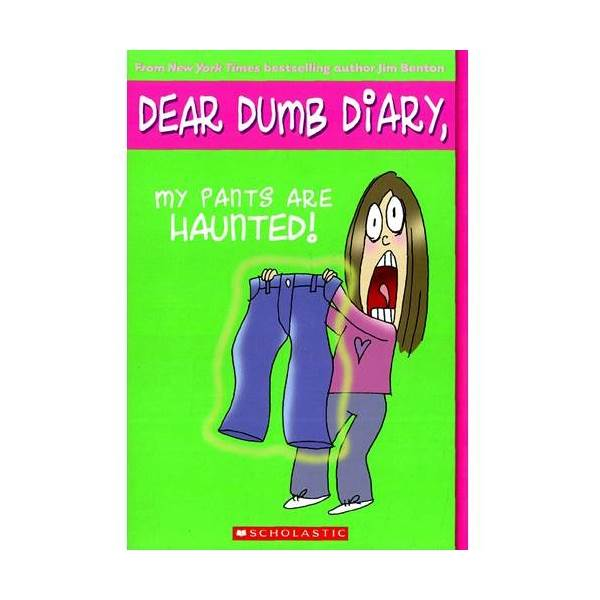 RL 6.2 : Dear Dumb Diary Series #2 : My Pants Are Haunted (Paperback)