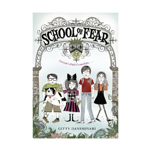 RL 6.2 : School of Fear #1 (Paperback)
