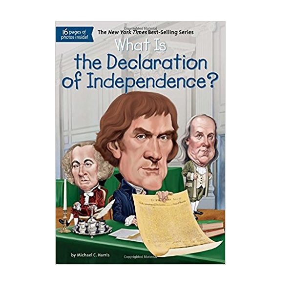 RL 6.2 : What Is the Declaration of Independence? (Paperback)