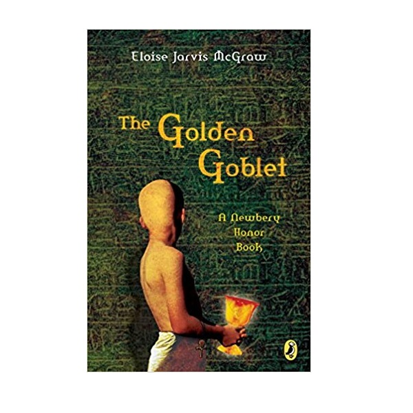 RL 6.3 : The Golden Goblet (Paperback, Newbery)