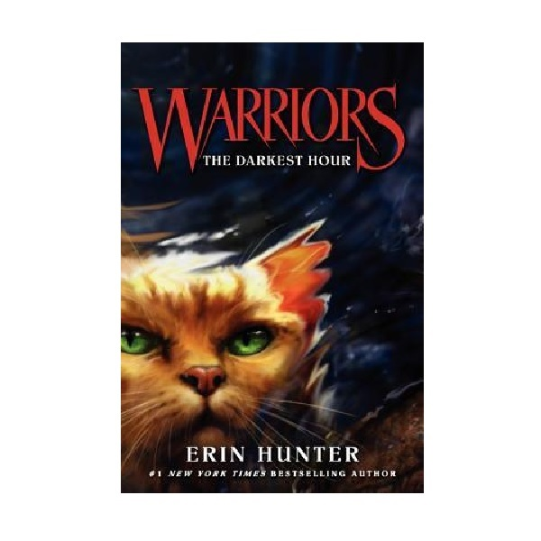RL 6.3 : Warriors : The Prophecies Begin #6 : The Darkest Hour (Paperback)