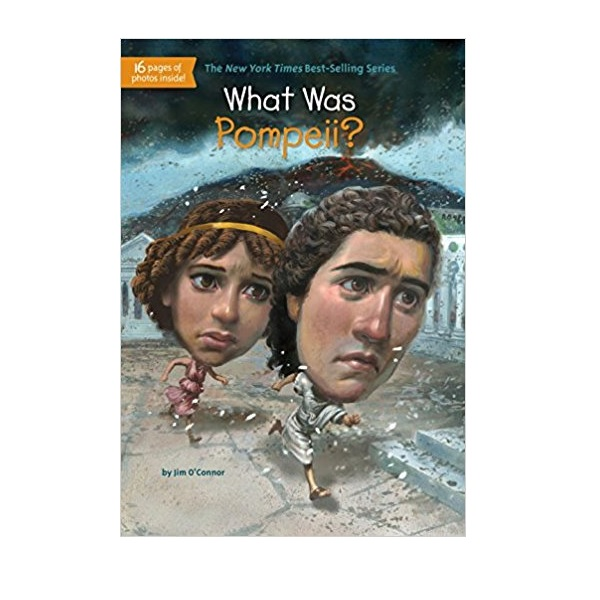 RL 6.3 : What Was Pompeii? (Paperback)