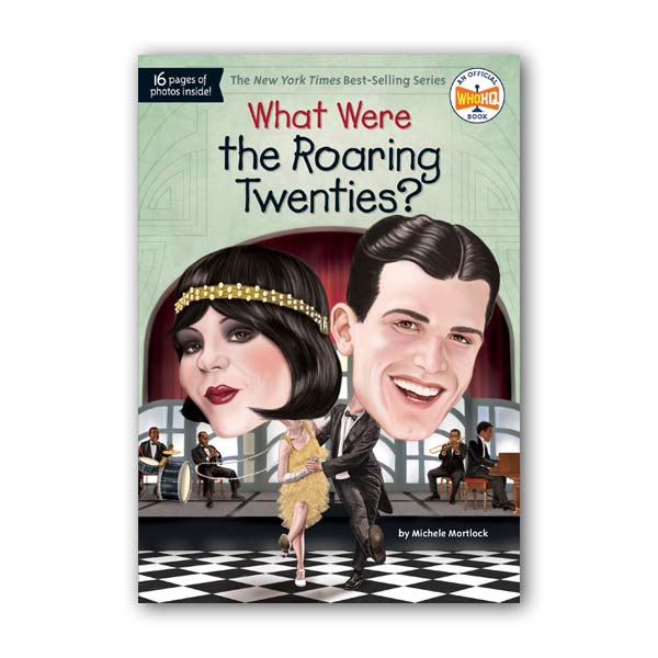 RL 6.3 : What Were the Roaring Twenties? (Paperback)