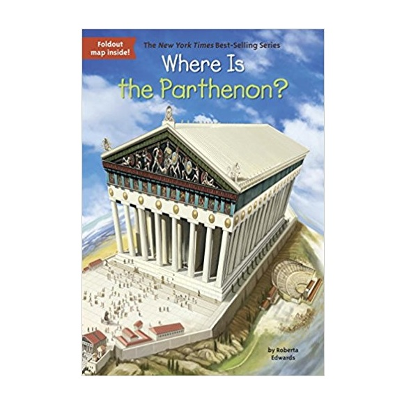 RL 6.3 : Where Is the Parthenon? (Paperback)