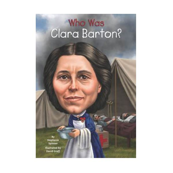 Who Was Clara Barton? (Paperback)