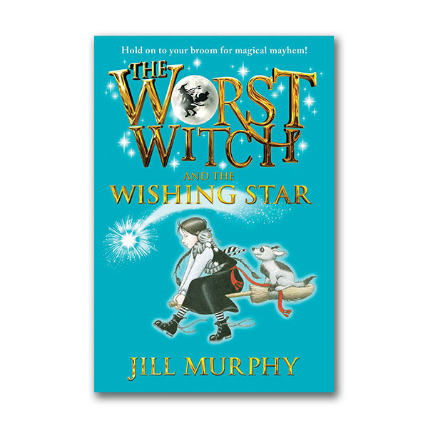 RL 6.5 : The Worst Witch #7 : The Worst Witch and the Wishing Star (Paperback)