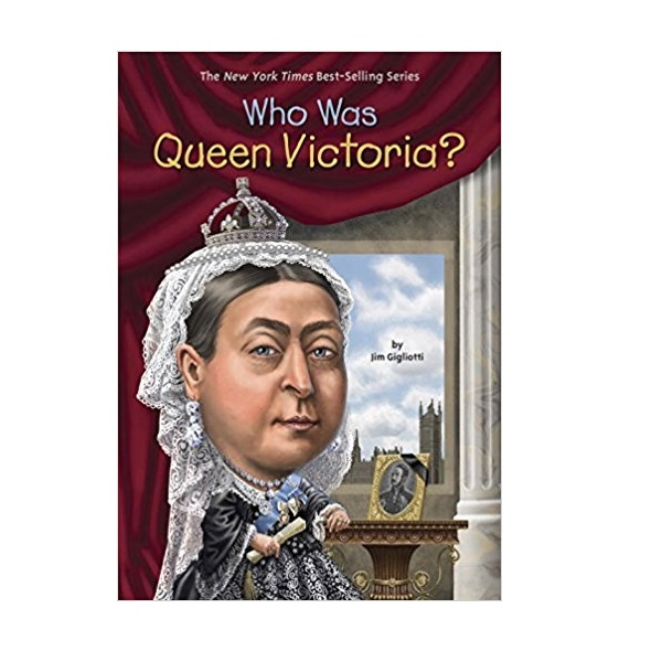 RL 6.7 : Who Was Queen Victoria? (Paperback)
