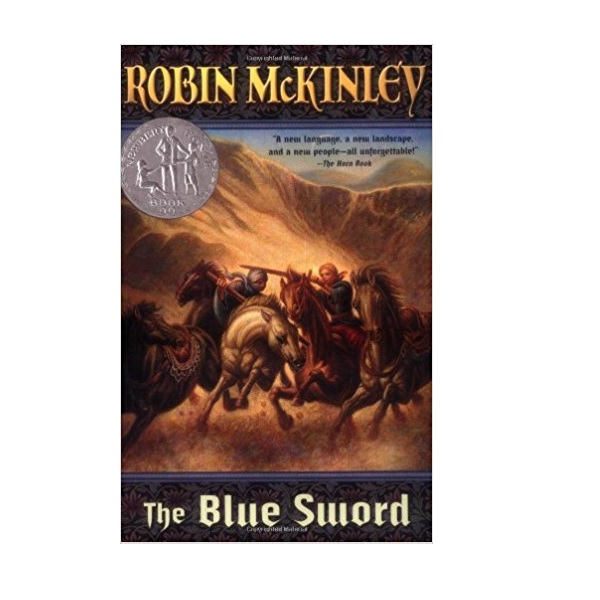 RL 6.8 : The Blue Sword (Paperback, Newbery)