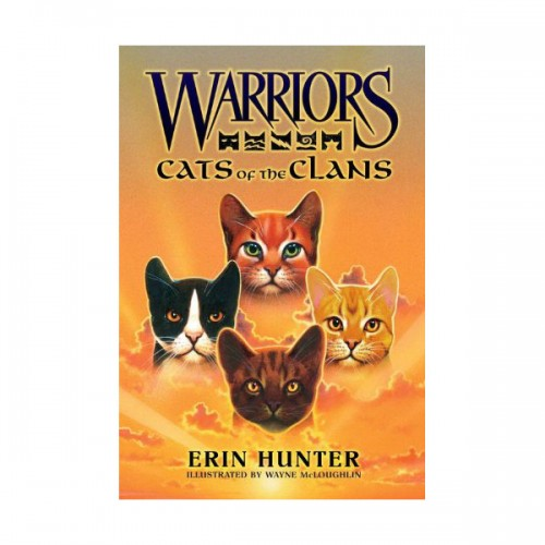 Warriors Series: Cats of the Clans (Hardcover)