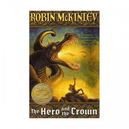 RL 7.0 : The Hero and the Crown (Paperback, Newbery)