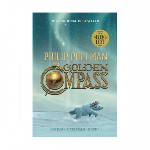 His Dark Materials #1: The Golden Compass (Paperback)