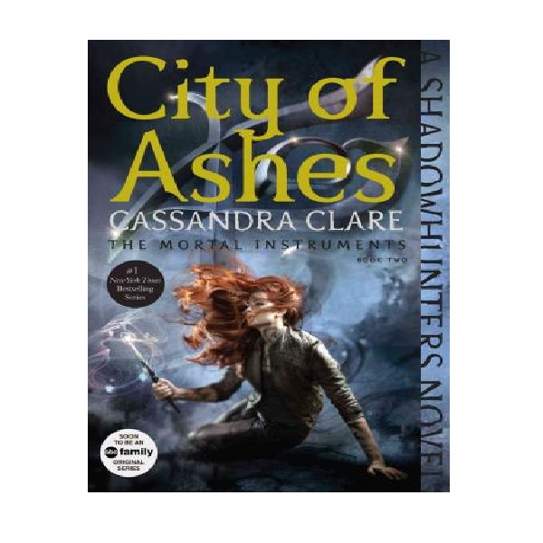 RL : 5.0 The Mortal Instruments Series #2 : City of Ashes (Paperback)