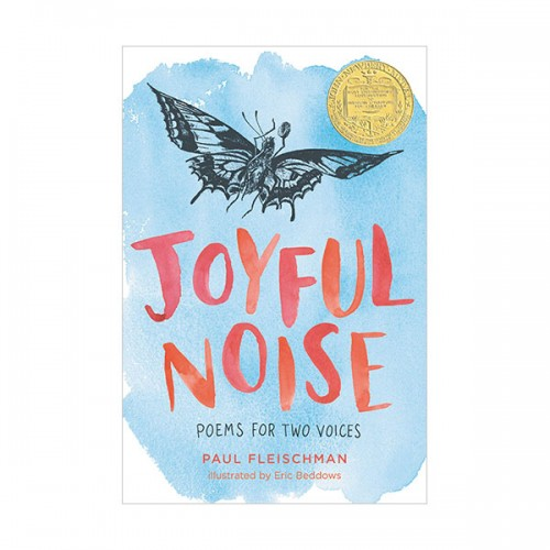 [★포스터 증정]Joyful Noise : Poems for Two Voices