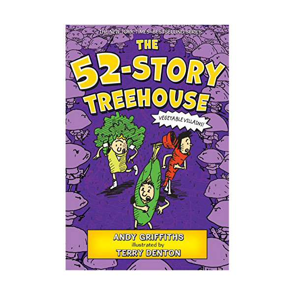 RL. 3.6 : The Treehouse Books : The 52-Story Treehouse (Paperback)