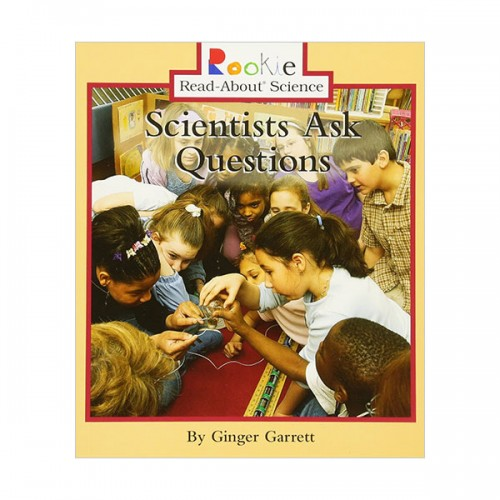 Rookie Read About Science : Scientists Ask Questions (Paperback)