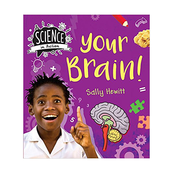 Science in Action : Human Body - Your Brains (Hardcover)