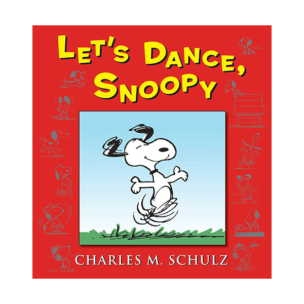 Snoopy : Let's Dance, Snoopy (Paperback)