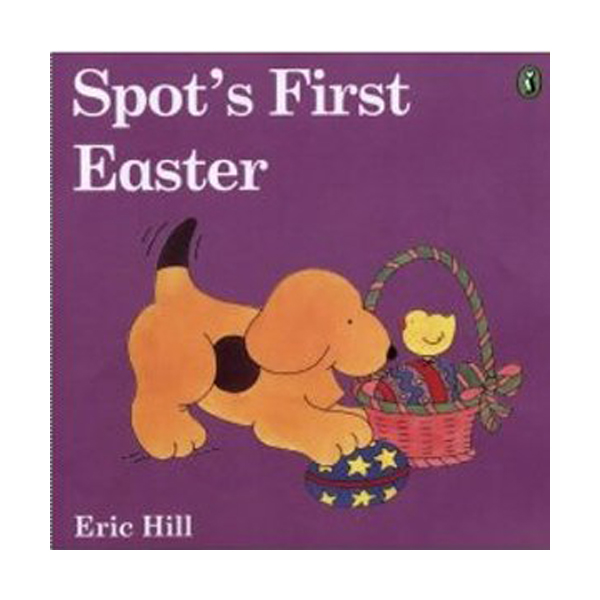 Spot's First Easter (Flap book)