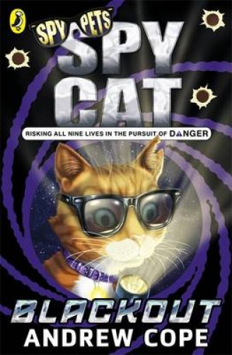 Spy Cat : Blackout! (Paperback,영국판)