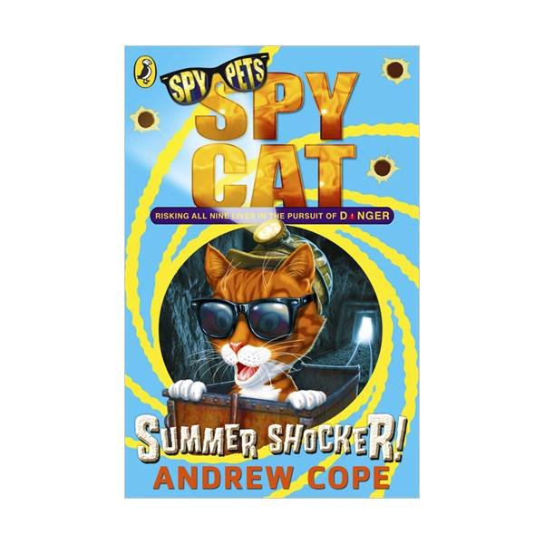 Spy Cat : Summer Shocker! (Paperback, 영국판)