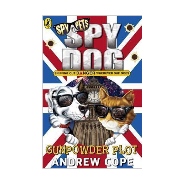 Spy Dog : The Gunpowder Plot (Paperback)